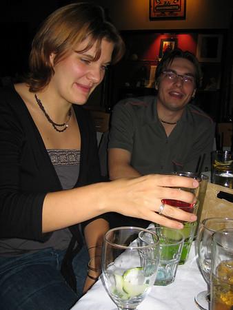 2005.10.22 Katie's birthday - Cap Hill/Belltown