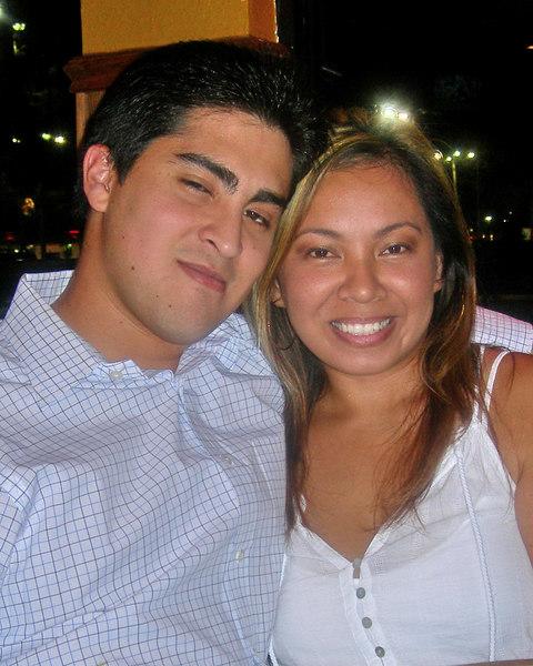 Joe and Mel Maldonado