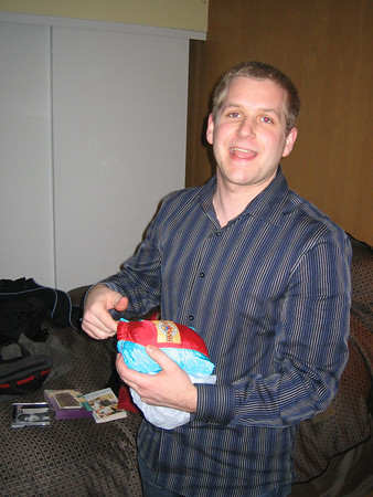 2006.03.04 Hammack's Birthday - Madison, Seattle, WA
