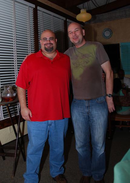 Fred Barrios and Stephen Bridgman