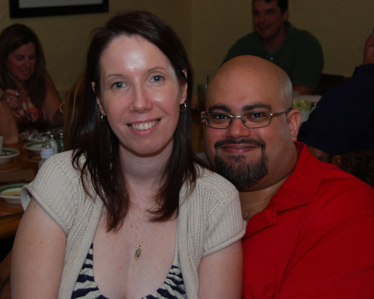 Michele Marie Barrios and Alfred Barrios