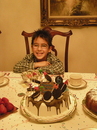 2008-09-14 Nareg's 7th Birthday