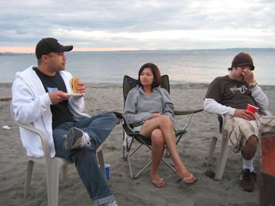 2008.08.02 Brian & Albe birthdays