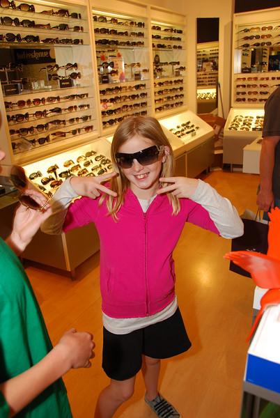 I think those Sunglasses cost something like $500