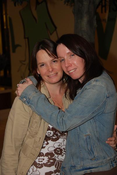 Michele and Jen