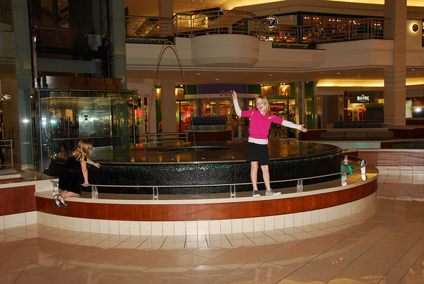 Mall Fountain.