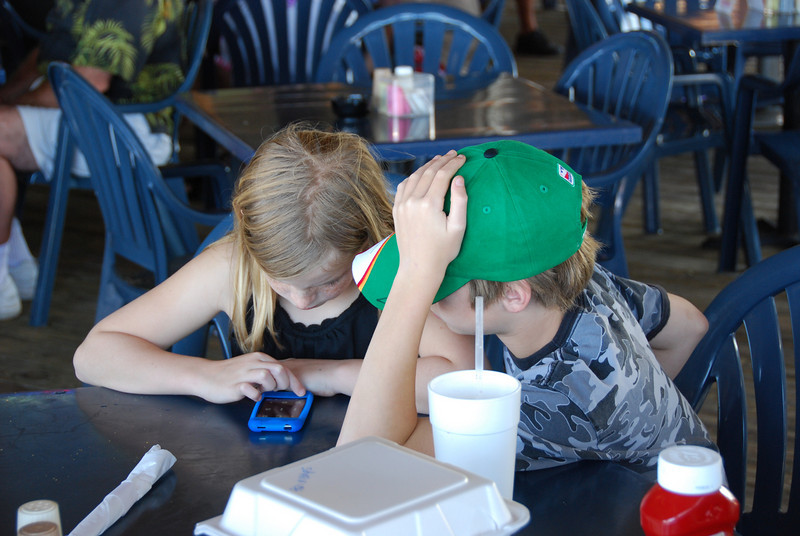 The iPod touch a secret plot to control the minds of the young