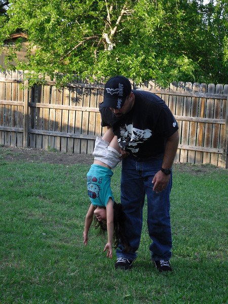 Uncle Dave is so strong =)