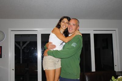 2010-10-10 Dad's 50th Birthday