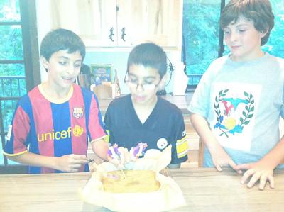 2012-09-14 Nareg's Birthday