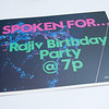2012.09.08 40th Birthday Party W Hotel