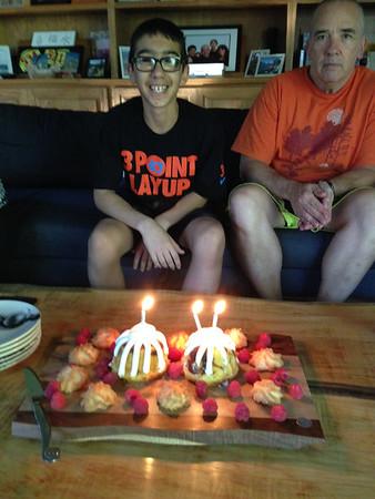 2014-09-14 Nareg's Birthday
