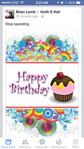 20150315 My 55th Birthday