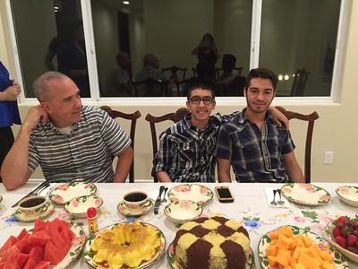 2015-09-14 Nareg's Birthday