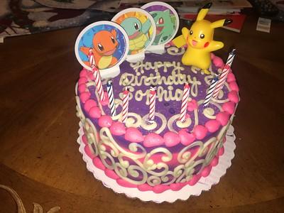 20170123 Sophia's Birthday Dinner Party