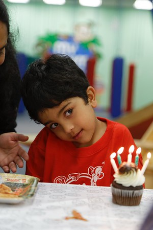 2017-12-16 Naksh's 5th Birthday Party