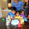 Akkil 2nd Bday - Aug 19th 2013 At Home