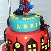 Akkil Bday Cake