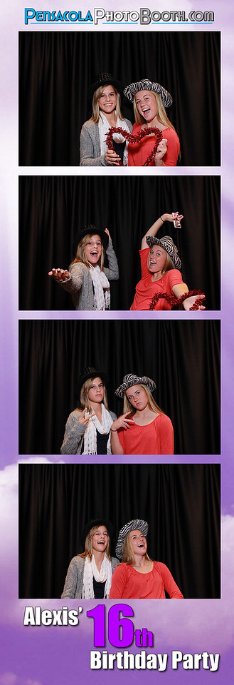 Alexis Lawson's 16th Birthday Party 10-26-2013