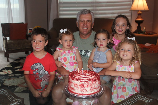 Andy's 66th Birthday