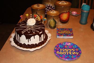 2008 - Anne's Birthday