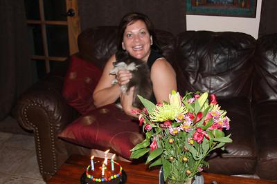 2011 - Anne's Birthday