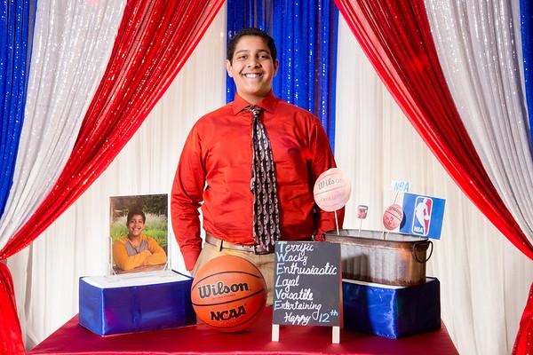 Arul 12th Birthday