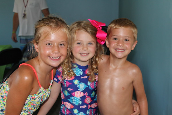 Avery's 5th Birthday - Pool Party (7.9.17)
