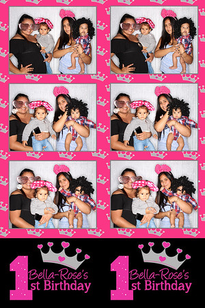 Bella - Rose's 1st Birthday
