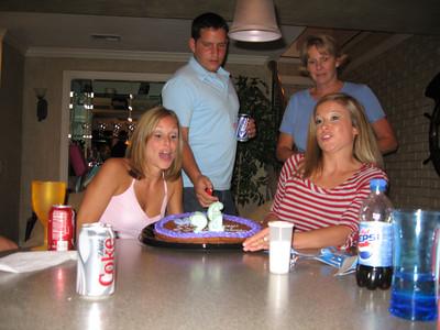 Anna and Meghans Birthday