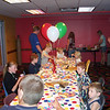 Pizza at Birthday party
