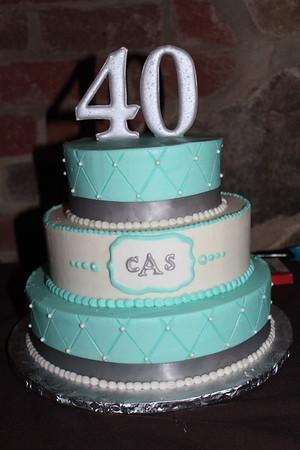 Candice's 40th Birthday