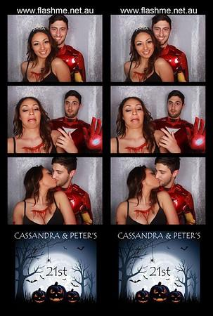 Cassandra & Peter's 21st - 30 November 2015