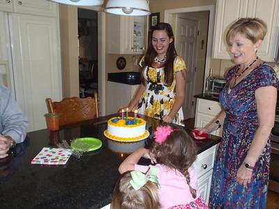 2013 - Cassie's Birthday