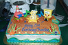 3rd Birthday Cake! Spongebob!