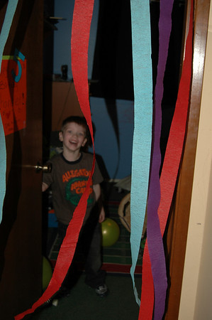 Chandler's 5th Birthday!!