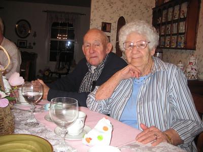 Dad's 85th Birthday 4-08'