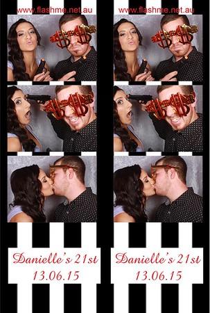 Danielle's 21st - 13 June 2015