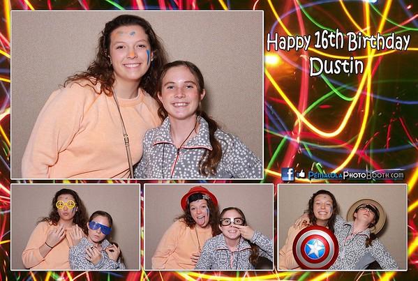 Dustin Parriman's 16th Birthday 12-19-2014