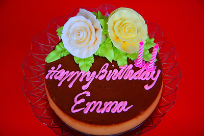 Emma's 2nd Birthday