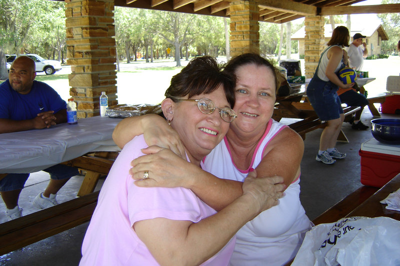 Nicholes Mom and her Aunt.
