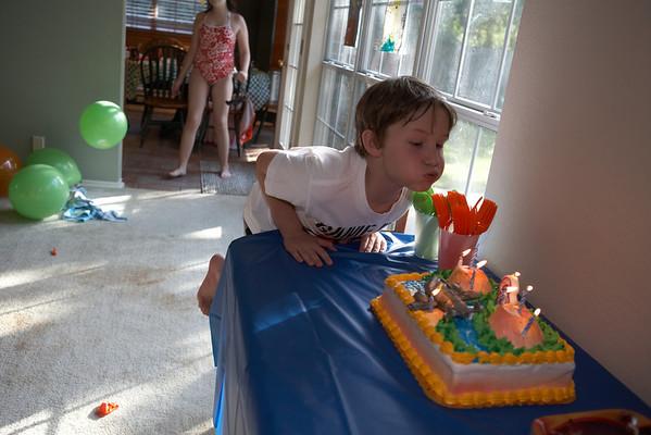 Erics 8th Birthday
