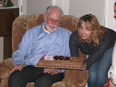 Grandpa's 80th Birthday Party