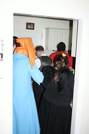 Halloween Dress Up Double Birthday