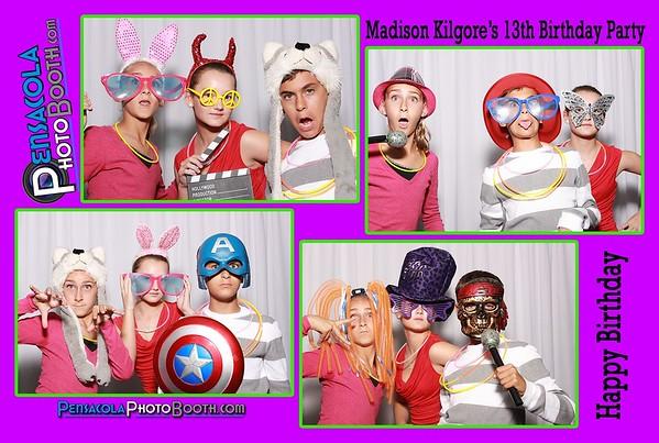 Hurd Birthday Party 11-7-2014