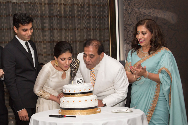 Jaswant 60th Bday Party