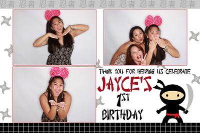 Jayce's 1st Birthday
