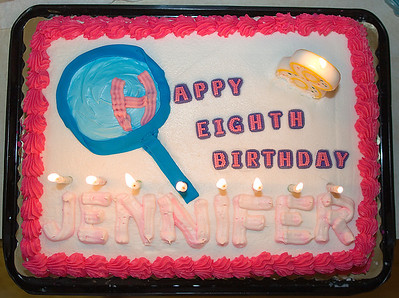 Jen Birthday 2006