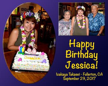 Jessica Surprise - September 29, 2017