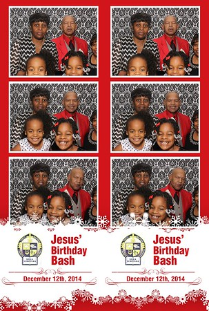 Jesus' Bday Bash 2014